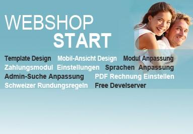 Webshop Paket Start